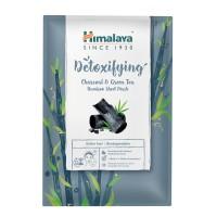 Himalaya Méregtelenítő bambusz textilmaszk aktív szénnel és zöld teával