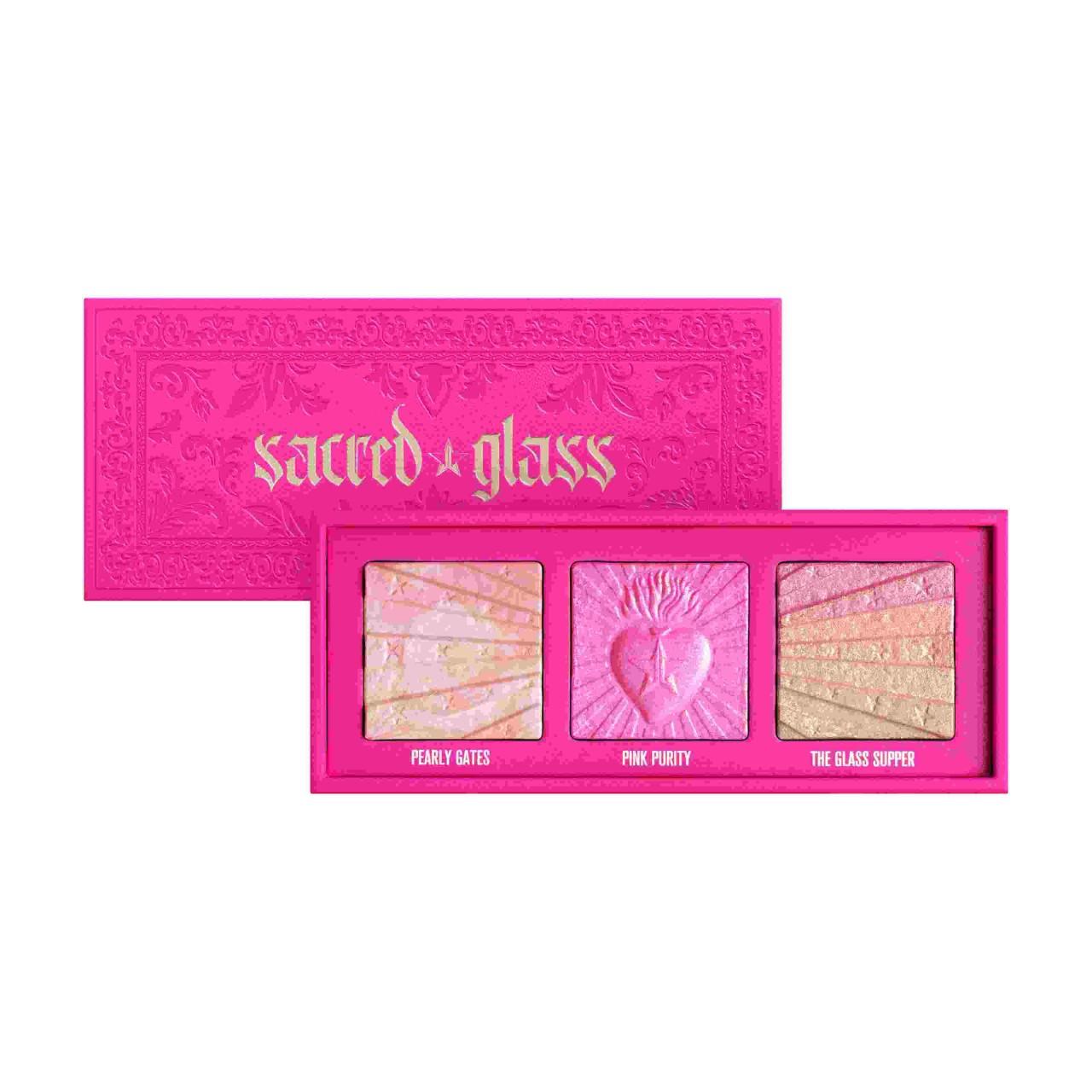 Jeffree Star Sacred Glass Trio Palette