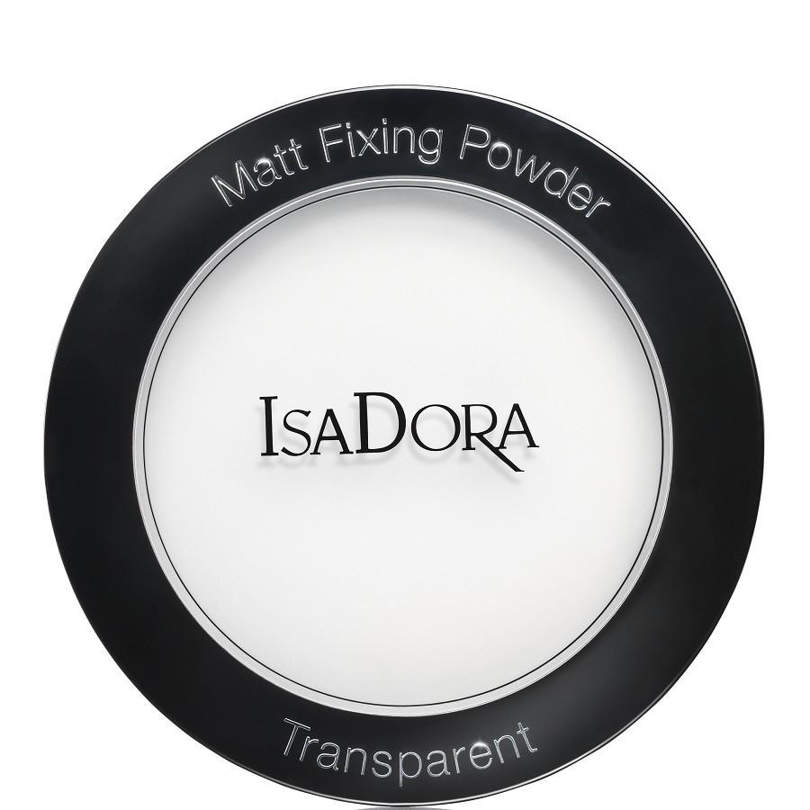 Isadora Matt Fixing Blotting Powder