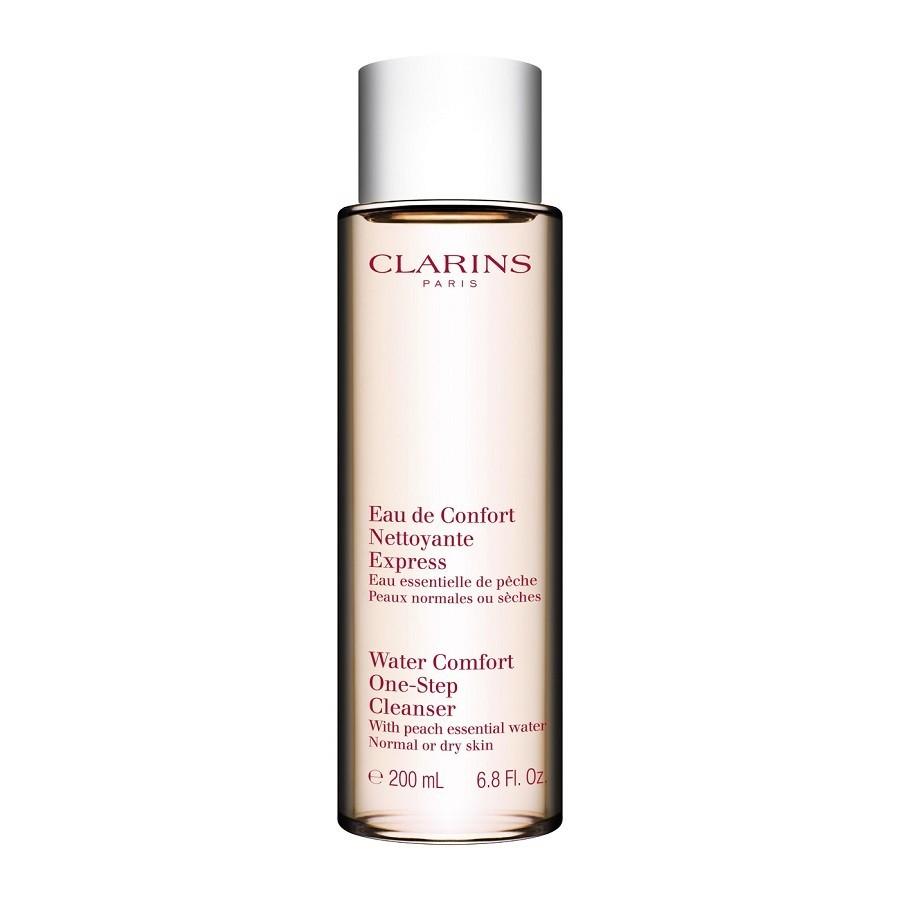 Clarins Expressz arclemosó víz normál vagy száraz bőrre