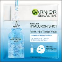 Garnier Hyaluron Shot Fresh-Mix maszk
