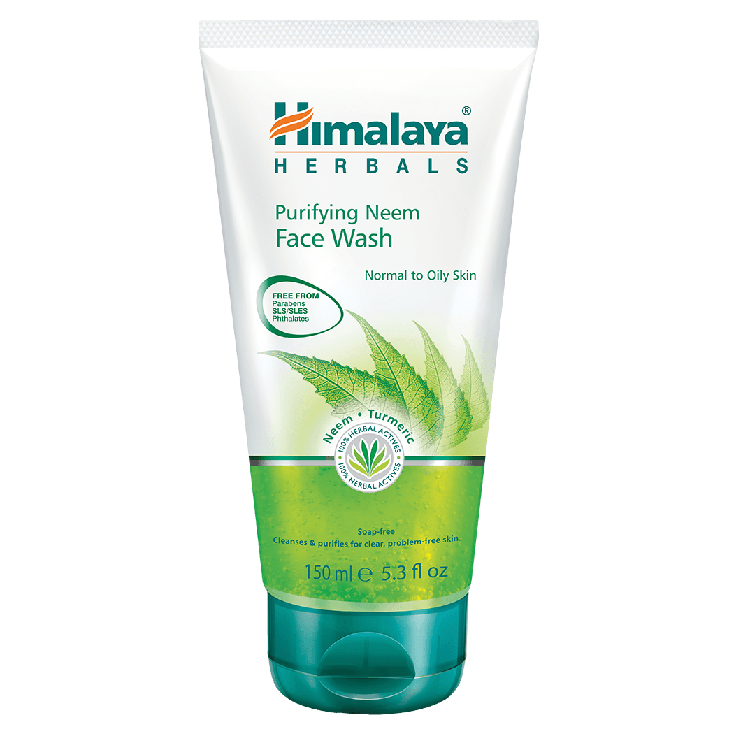 Himalaya Nim tisztító arclemosó gél