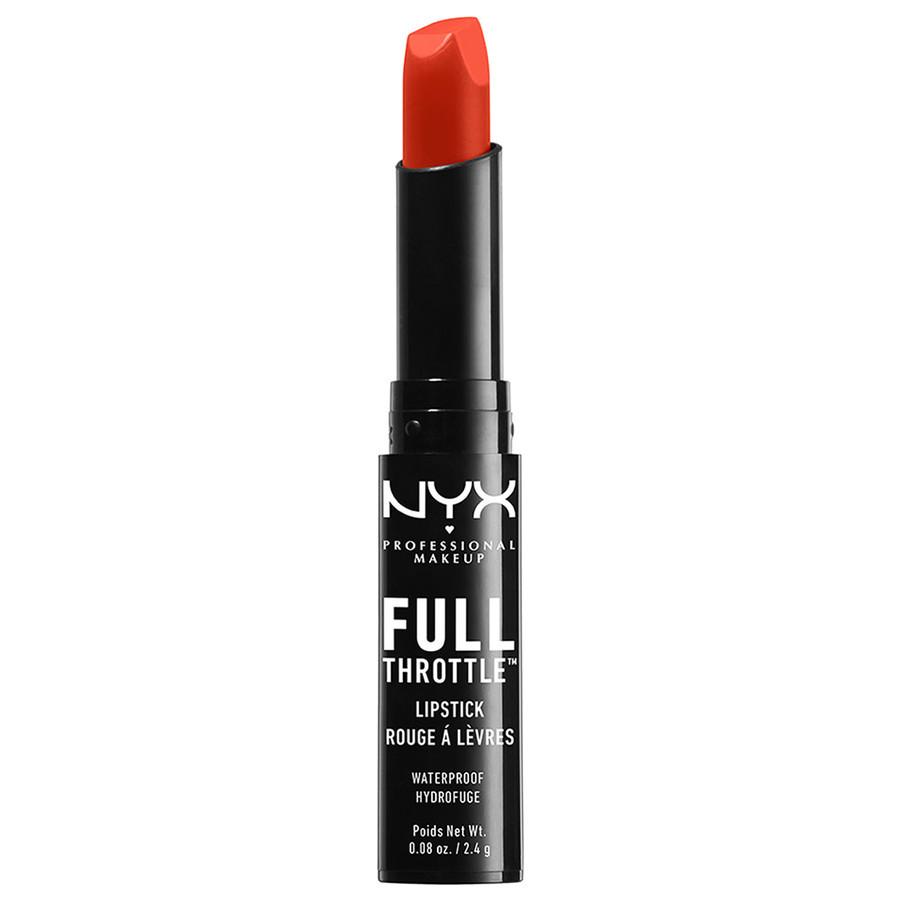 NYX Professional Makeup Full Throttle Lipstick