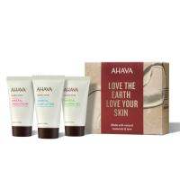 AHAVA Naturally Refreshing Trio