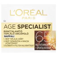 L'Oréal Paris 65+ ránctalanító arckrém