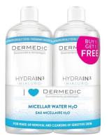 Dermedic Hydrain³ Micellás víz H²O