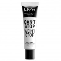 NYX Professional Makeup Can'T Stop Won'T Stop Matte Primer