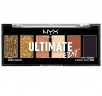 NYX Professional Makeup Ultimate Edit Petite Shadow Palette
