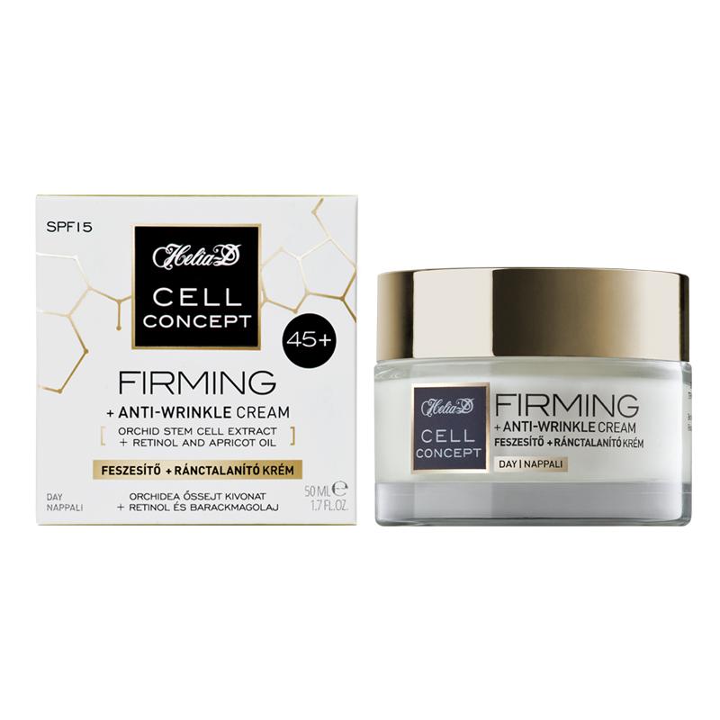 Helia-D Firming+Anti Wrinkle Cream 45+ Feszesítő és..