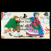 Florinda Florinda növényi szappan - Ünnepnapok