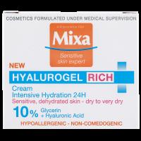 Mixa Rich intenzíven hidratáló krém