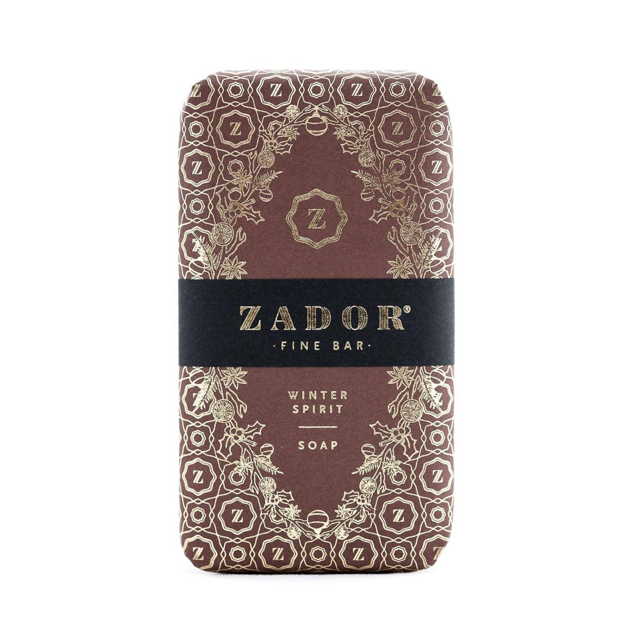 Zador Winter Spirit Soap
