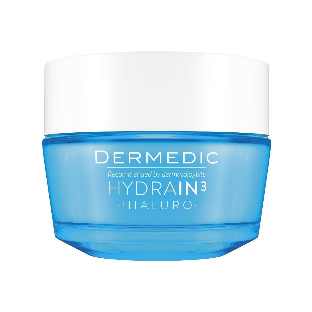 Dermedic Hydrain³ Mélyhidratáló krém SPF 15