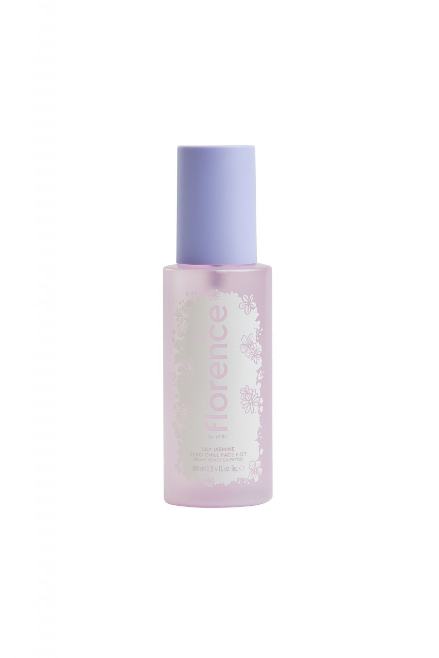 Florence By Mills Zero Chill Face Mist - Lily Jasmine