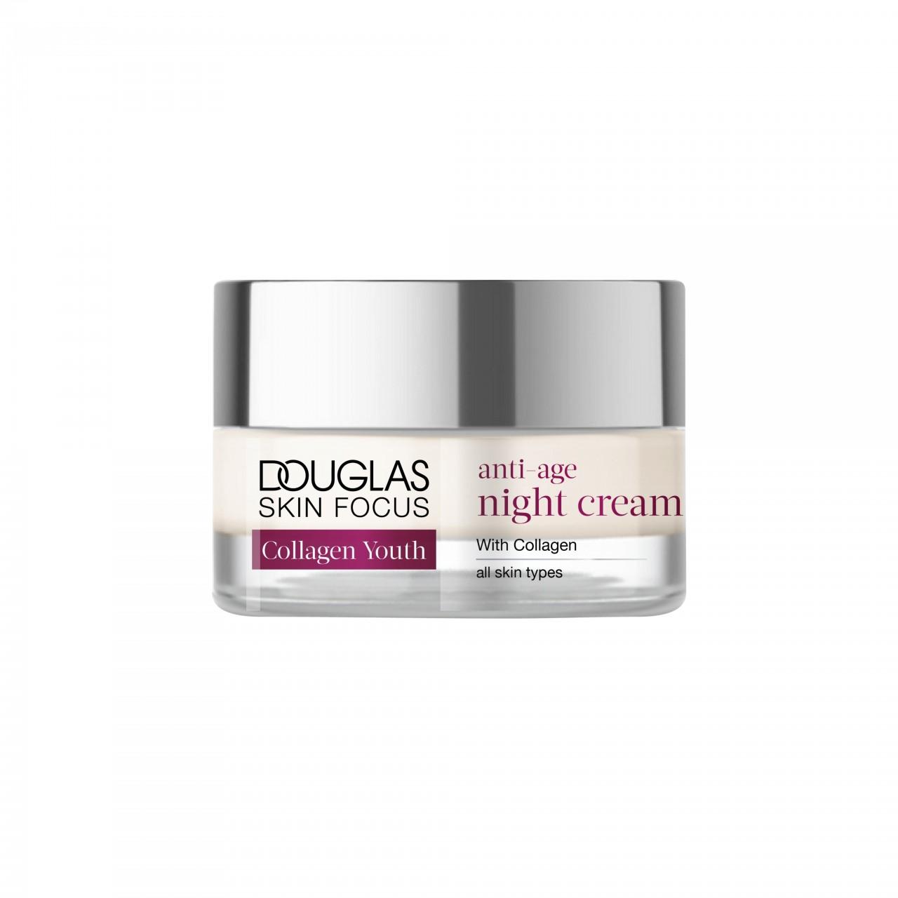 Douglas Focus Anti-Age Night Cream