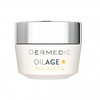 Dermedic Oilage Tápláló Bőr sűrűséget helyreállító nappali krém