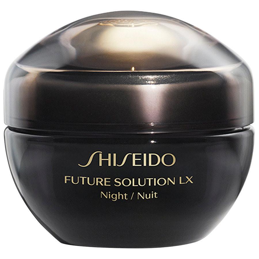 Shiseido Total Regenerating Cream éjszakai regeneráló krém