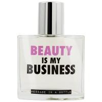 Message In a Bottle Beauty Is My Business