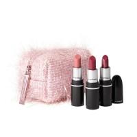 MAC Fireworked Like A Charm Mini Lipstick Kit