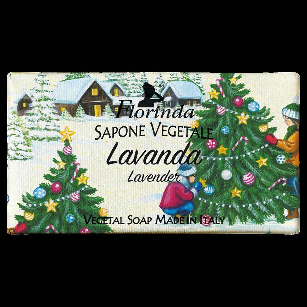 Florinda Florinda növényi szappan - Levendula