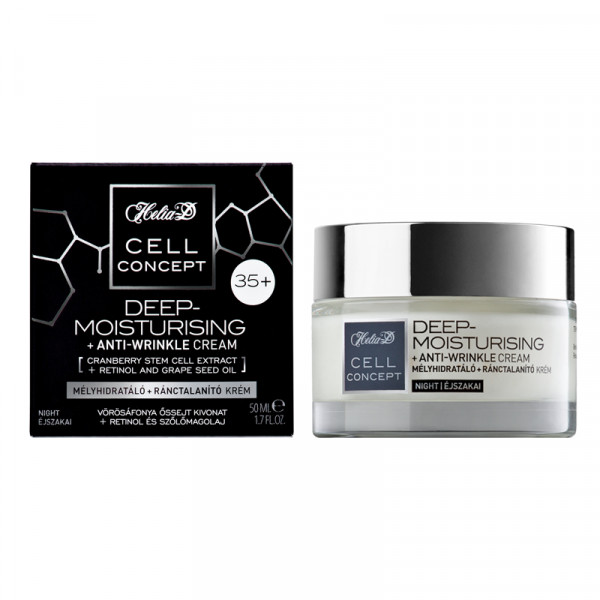 Helia-D Deep Moisturising+Anti Wrinkle Night Cream 35..