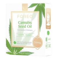 FOREO Cannabis Seed Oil Mask Set