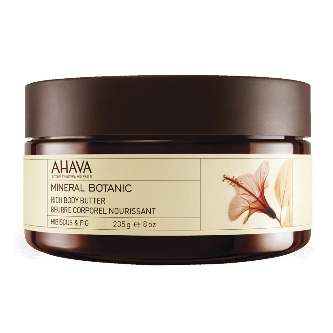 AHAVA AHAVA Mineral Botanic Testvaj hibiszkusz-füge