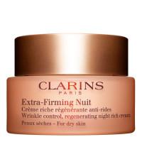 Clarins Extra-Firming Nuit Éjszakai arckrém száraz bőrre