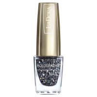 Isadora Holographic nails - Diamond rocks