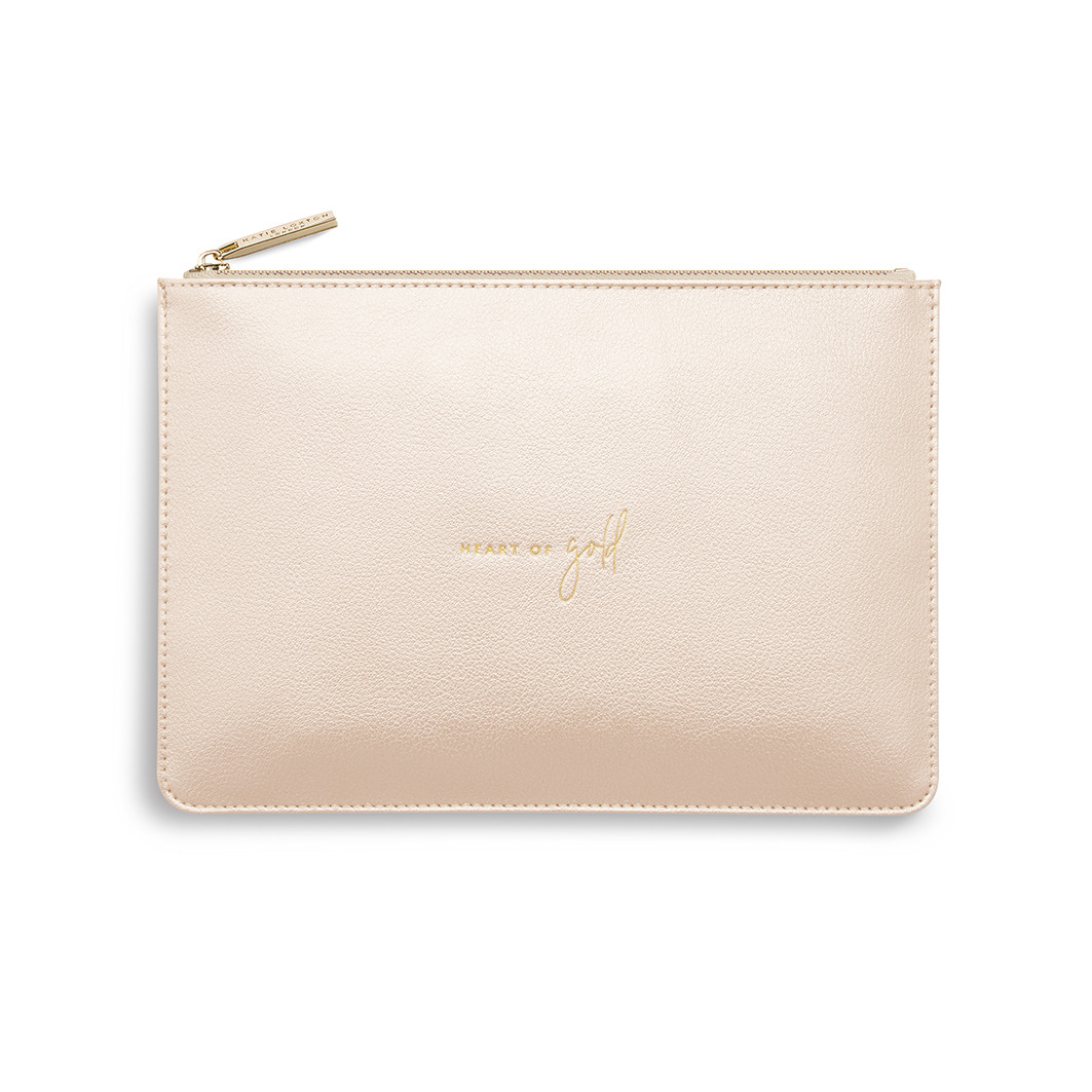 Katie Loxton Heart of gold Pouch