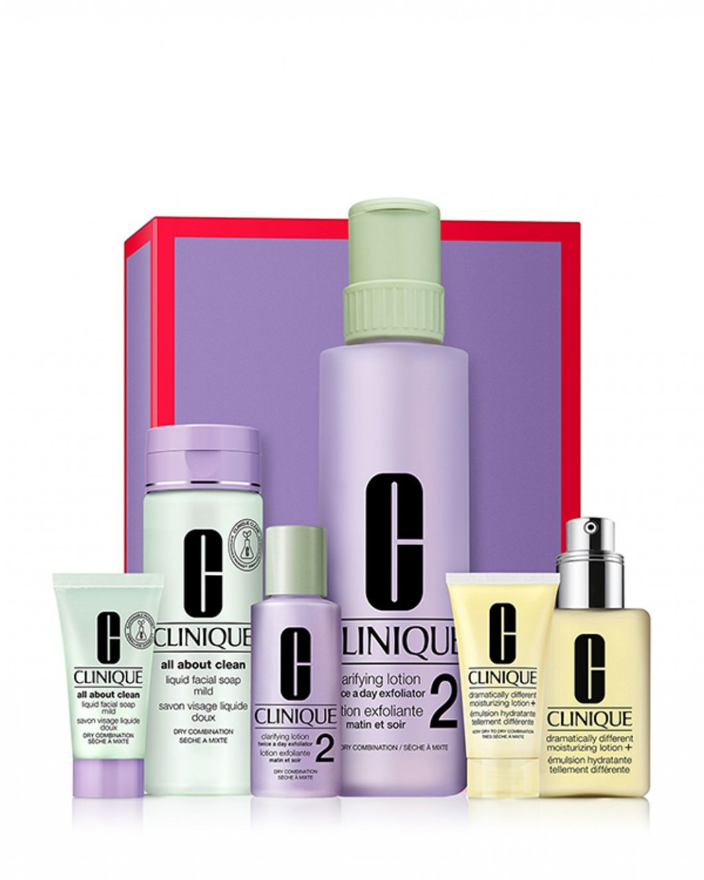 Clinique Great Skin Everywhere 1,2
