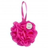 Douglas Accessories Shower Puff Pink