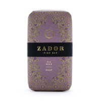 Zador Fig-Pear Soap