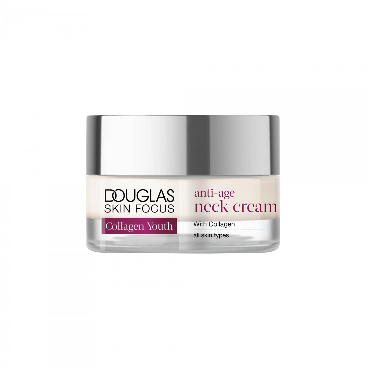 Douglas Focus Anti-Age Neck Cream