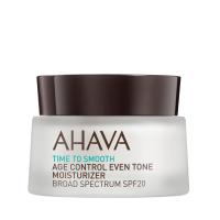 AHAVA Halványító ráncfeltöltő hidratáló arckrém SPF 20