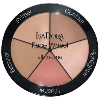 Isadora FACE WHEEL ALL-IN-ONE