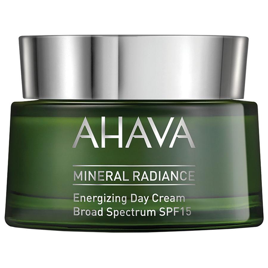 AHAVA AHAVA Mineral Radiance Működésélénkítő nappali arckrém SPF15