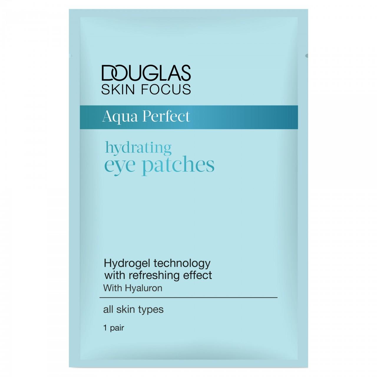 Douglas Focus Hydrogel Eye Patches