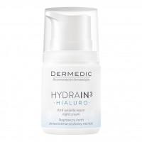 Dermedic Hydrain³ Hidratáló ránctalanító éjszakai krém