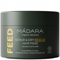 MÁDARA FEED Regeneráló és színmegőrző tápláló hajmaszk