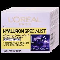 L'Oréal Paris Bőrfelszín-feltöltő arckrém