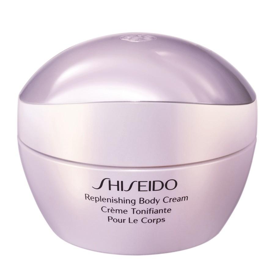 Shiseido Global Body Care Replenishing Body Cream