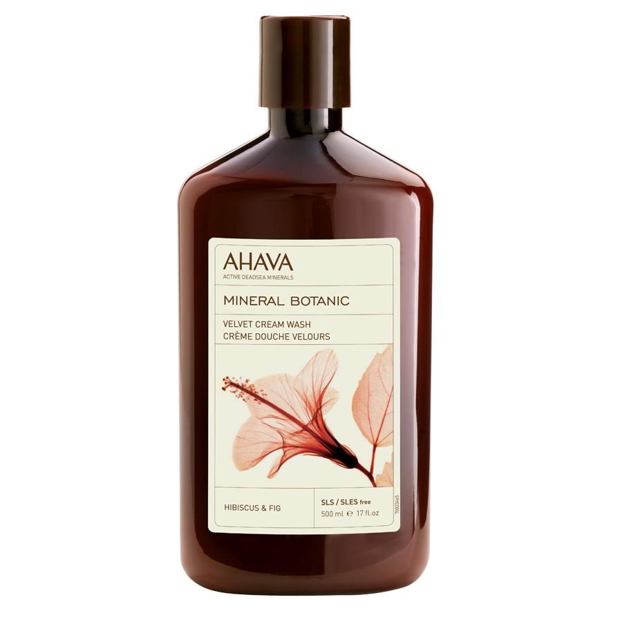 AHAVA AHAVA Mineral Botanic krémtusfürdő hibiszkusz-füge