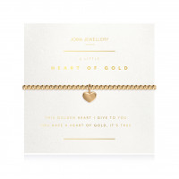 Joma Jewellery Heart of Gold Bracelet