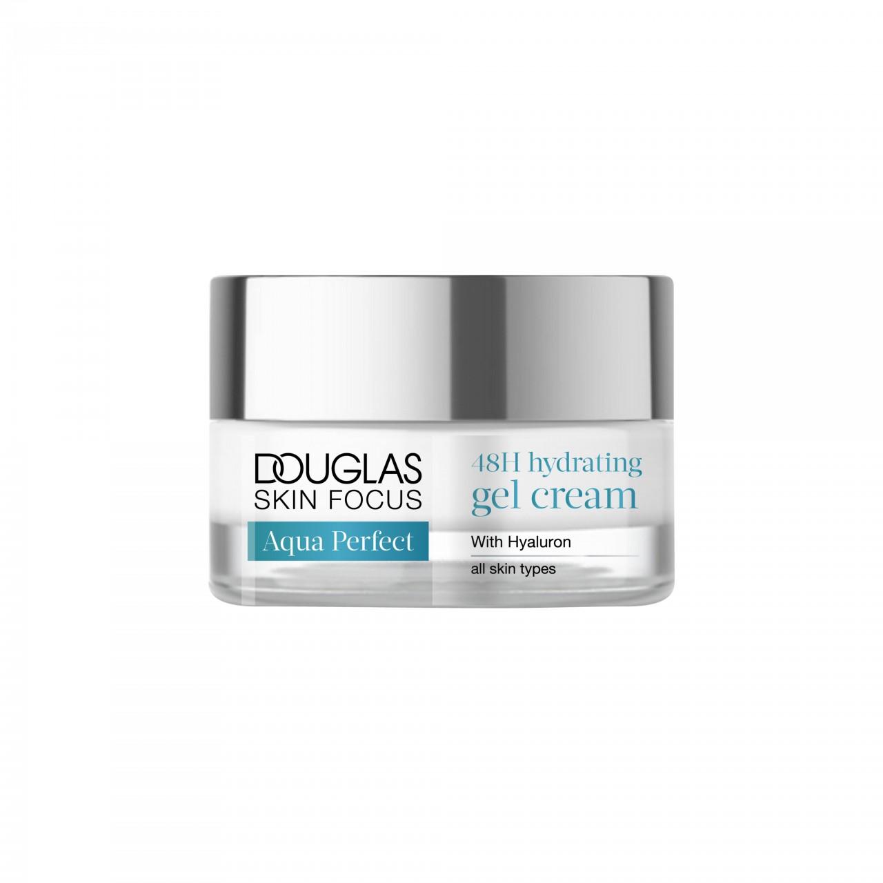 Douglas Focus 48H Hydrating Gel Cream