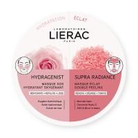 Lierac Hydragenist + Supra Radiance Duo Maszk