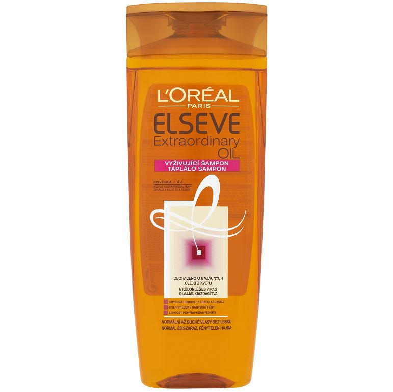 L'Oréal Paris Elséve Extraordinary Oil Sampon