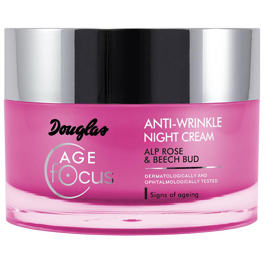 Douglas Age Focus Anti Wrinkles Night Cream