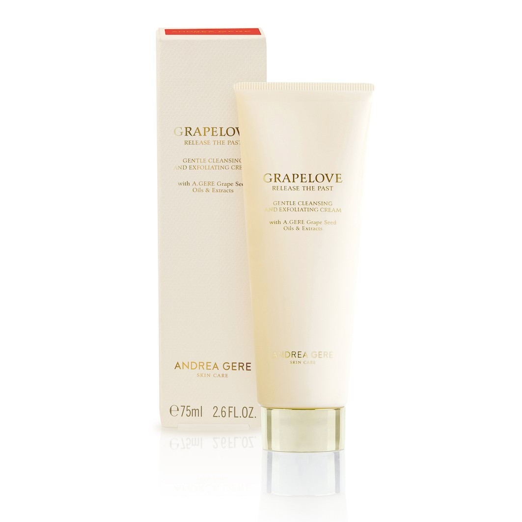 Andrea Gere Skin Care Release the Past-Gentle Cleansing and Exfoliating Cream