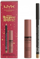 NYX Professional Makeup Gimme SuperStars Lip Kit